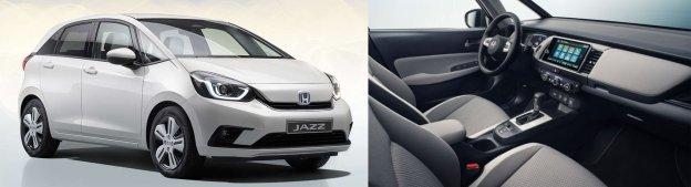 JAZZ hybrid