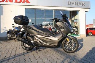 Honda NSS125 Forza ABS + 45L originální kufr